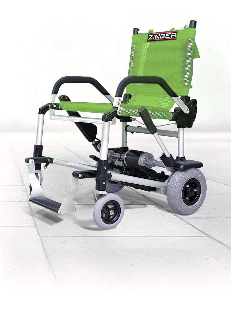 Green Zinger Chair